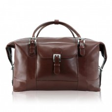 Amore Leather Duffel Bag